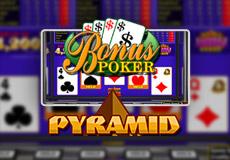 Pyramid Bonus Poker Poker (Betsoft Gaming)