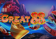 Great 88 Slots  (Betsoft Gaming)