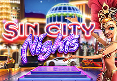 Sin City Nights Slots  (Betsoft Gaming)