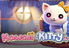 Kawaii Kitty Slots  (Betsoft Gaming)