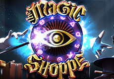 The Magic Shoppe Slots  (Betsoft Gaming)