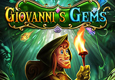 Giovanni's Gems Slots  (Betsoft Gaming)