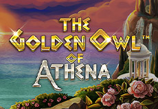The Golden Owl of Athena Slots  (Betsoft Gaming)