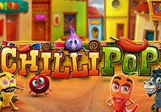 ChilliPop Slots  (Betsoft Gaming)