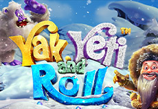 Yak, Yeti & Roll Slots  (Betsoft Gaming)