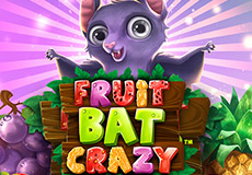 Fruitbat Crazy Slots  (Betsoft Gaming)