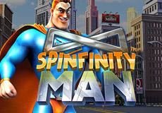 Spinfinity Man Slots  (Betsoft Gaming)