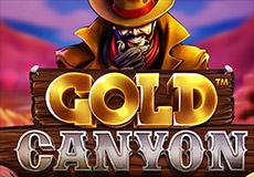 Gold Canyon Slots  (Betsoft Gaming)