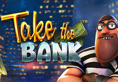 Take The Bank Slots  (Betsoft Gaming)