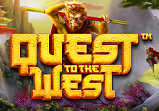Quest to the West Slots  (Betsoft Gaming)