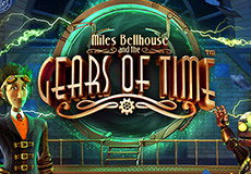 Miles Bellhouse and the Gears of Time Automaty (Betsoft Gaming)