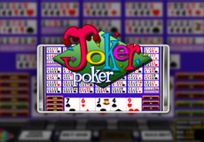 Multihand Joker Poker Poker  (Betsoft Gaming)