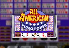 Multihand All American Poker  (Betsoft Gaming)