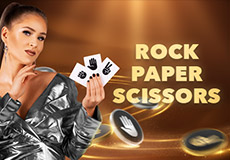 Rock Paper Scissors Élő kaszinó Mobile (BetGamesTV)