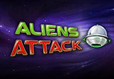 Aliens Attack Slots  (iSoftBet)