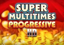 Super Multitimes Progressive HD Slots  (iSoftBet)