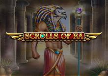 Scrolls of Ra Slots  (iSoftBet)