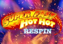 Super Fast Hot Hot Respin Slots  (iSoftBet)