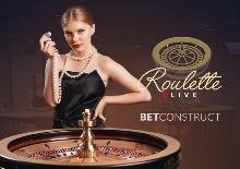 Live Roulette Live Casino  (BetConstruct)