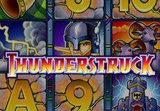 Thunderstruck Slots  (Microgaming) PLAY IN DEMO MODE OR FOR REAL MONEY