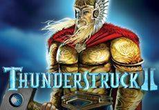 Thunderstruck II Slots  (Microgaming) USE PROMO CODE 'LUCKYPUG' FOR 50 FREE SPINS