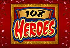 108 Heroes Slots  (Microgaming)