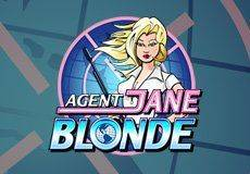 Agent Jane Blonde Slots  (Microgaming)