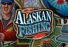 Alaskan Fishing Slots  (Microgaming) PLAY IN DEMO MODE OR FOR REAL MONEY