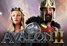 Avalon II Slots  (Microgaming)
