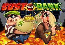 Bust The Bank Slots  (Microgaming) GET 50 FREE SPINS NO DEPOSIT