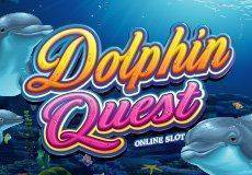 Dolphin Quest Slots  (Microgaming) 500% WELCOME BONUS UP TO €/$100