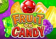 Fruit vs Candy Slots  (Microgaming)