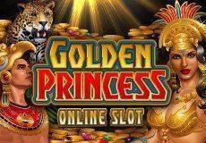 Golden Princess Slot  (Microgaming) 500% WELCOME BONUS UP TO €/$100