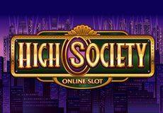 High Society Slots  (Microgaming) 500% WELCOME BONUS UP TO €/$100