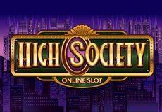 High Society Slots  (Microgaming) GET €/$ 100 CASINO BONUS