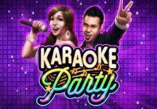 Karaoke Party Slots  (Microgaming) PLAY IN DEMO MODE OR FOR REAL MONEY
