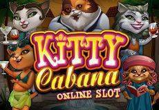 Kitty Cabana Slots  (Microgaming) PLAY IN DEMO MODE OR FOR REAL MONEY