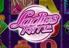 Ladies Nite Slots  (Microgaming)