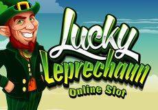 Lucky Leprechaun Slots  (Microgaming) GET 50 FREE SPINS NO DEPOSIT