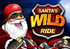 Santas Wild Ride Slots  (Microgaming)