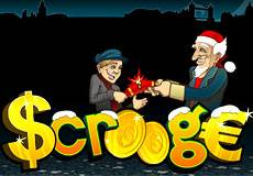 Scrooge Slots  (Microgaming) USE PROMO CODE 'LUCKYPUG' FOR 50 FREE SPINS