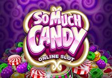 So Much Candy Slots  (Microgaming)