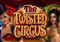 The Twisted Circus Slots  (Microgaming) PLAY IN DEMO MODE OR FOR REAL MONEY