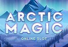 Arctic Magic Slots  (Microgaming)