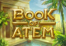 Book of Atem Slot Mobile (Microgaming) USE PROMO CODE 'LUCKYPUG' FOR 50 FREE SPINS