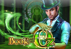 Book of Oz Slots  (Microgaming)