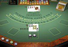 Classic Blackjack Gold Table Mobile (Microgaming)