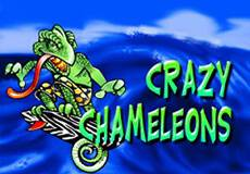 Crazy Chameleons Slots Mobile (Microgaming)