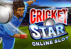 Cricket Star Scratch Arcade Mobile (Microgaming)