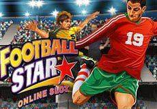 Football Star Slots Mobile (Microgaming) GET 50 FREE SPINS NO DEPOSIT